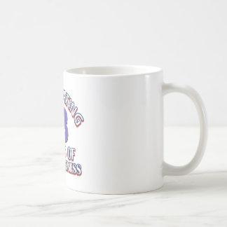 53rd födelsedagdesigner kaffemugg