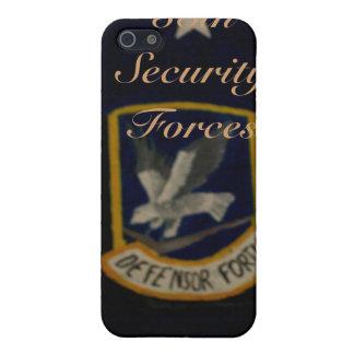 55th Säkerhetsstyrkor iPhone 5 Hud