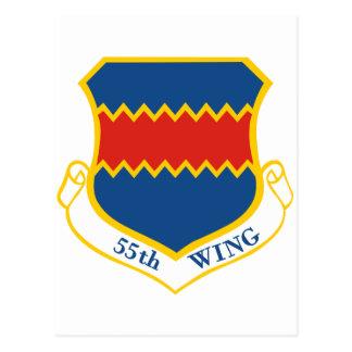 55th Vinge Vykort