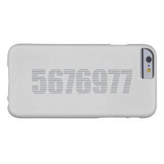 5676977 linjer barely there iPhone 6 skal