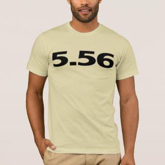 5,56 Vapen AR15 T Shirt