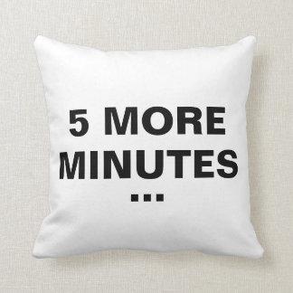 5 noterar mer rolig   dekorativ kudde