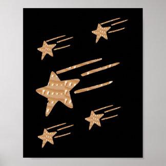 5STAR stjärnaframgångvinnare TOP10: cadeauen Poster