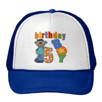 5th Födelsedaggåva Kepsar