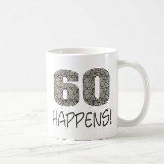 60 händer! Mugg