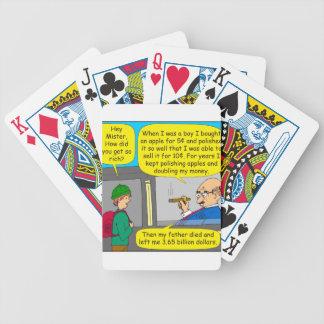 679 hur du fick den så rika tecknaden spelkort