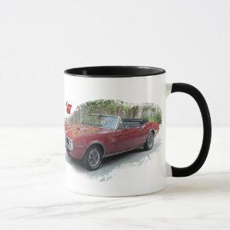 '67 Pontiac Firebird mugg