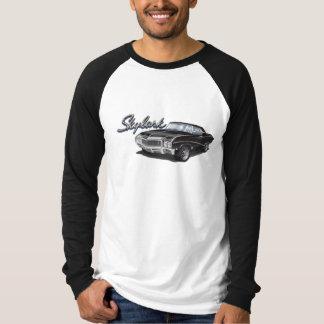 68 Buick Skylark i svart Tee