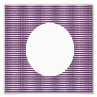 """6"""" x 6"""", dekorationer på Kodak fotopapper (satäng) Fototryck"""