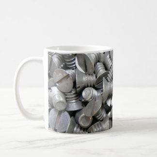 6BA kasta i sig Kaffemugg