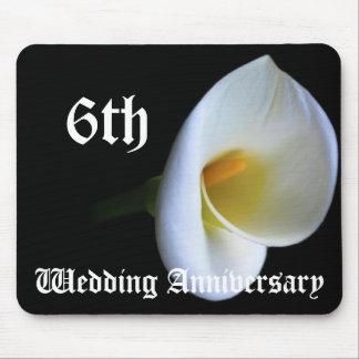 6ebröllopsdag - lilja mus matta