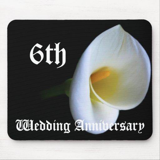 6ebröllopsdag - lilja mus mattor