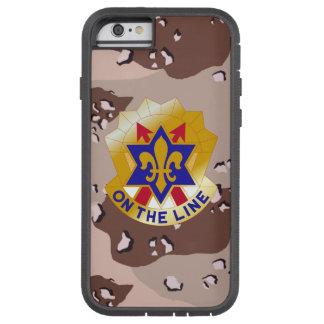 "6einfanteriuppdelning ""sikt Seein sjätte"" Camo Tough Xtreme iPhone 6 Case"