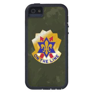 "6einfanteriuppdelning ""sikt Seein sjätte"" Camo iPhone 5 Case-Mate Cases"