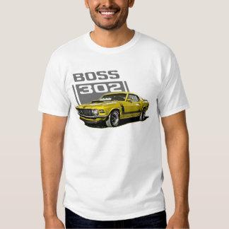 70 gult för chef 302 t shirts