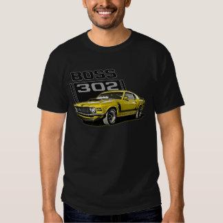 70 gult för chef 302 tröja