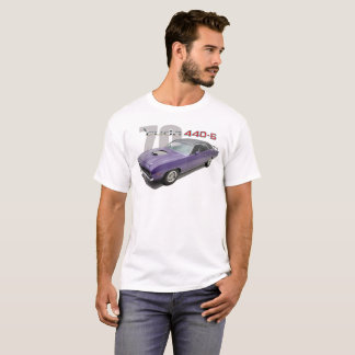 '70 PLYMOUTH CUDA 440 SEX PACKET-tröja Tee Shirts