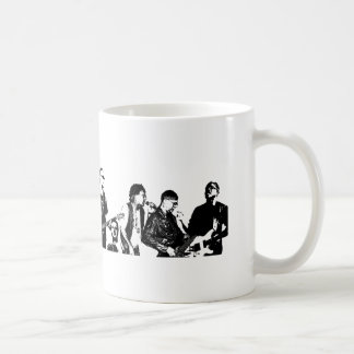 70-tal igen - muggdubbla sid kaffemugg
