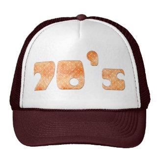 70-tal baseball hat