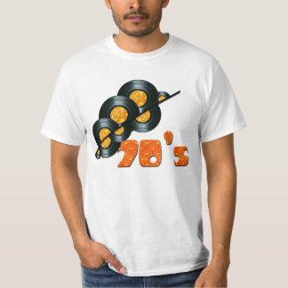 70-tal t-shirts