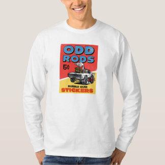70-tal udda Stänger Tshirts