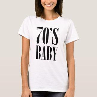 70-talbaby tee shirt