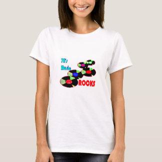 70-talmusikstenar t shirt