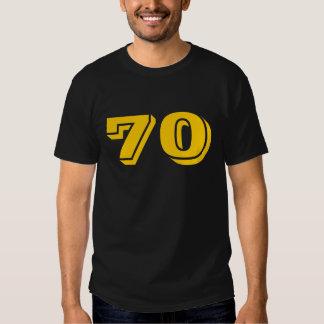 #70 TEE SHIRTS