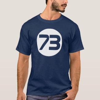 73 det bäst numrerar den stora smällSheldon t T-shirt