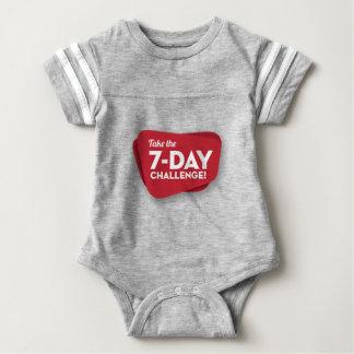 7 day-challenge-logo-1 tee shirt