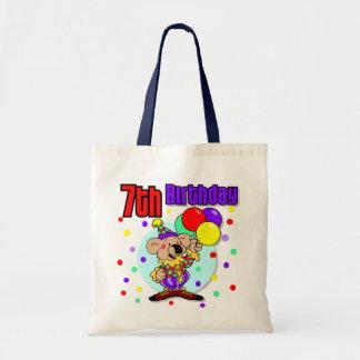 7:efödelsedagAustralien födelsedag Tote Bag