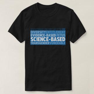 7 formulerar [manar] tee shirts