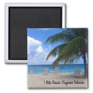 7 Mile strand, Cayman Islands Magnet