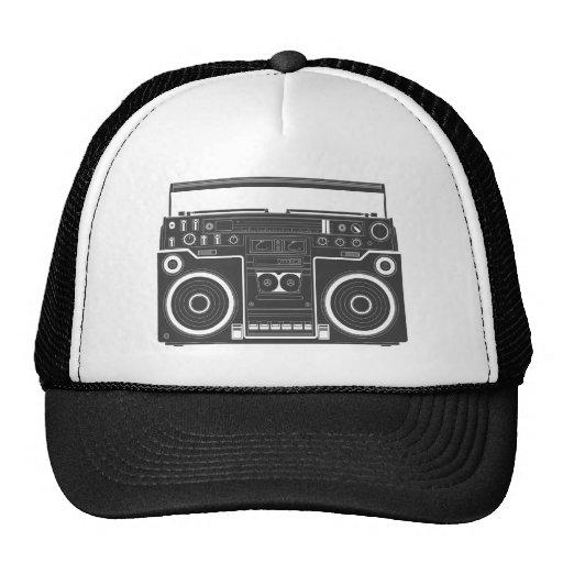 80-tal Boombox Baseball Hat
