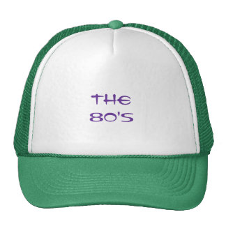 80-tal keps