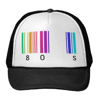 80-talfärgdesign! keps