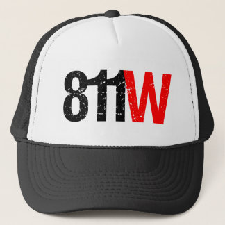 """811West"" hatt - NOIZ-universiteten Keps"