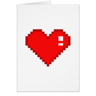 8 bet den Minimalist valentin dag Hälsningskort