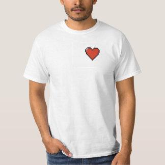 8 bet hjärta t-shirts