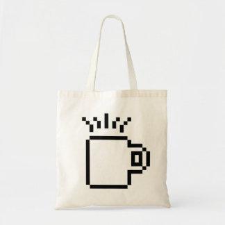 8 bet kaffe tygkasse