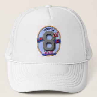 8th Hastig hatt Keps