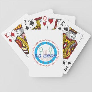90-talkortdäck casinokort