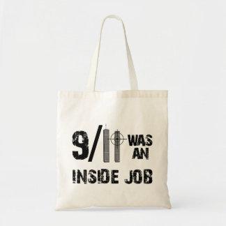 911 var det inre jobbet tygkasse