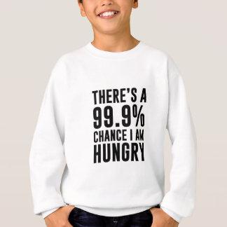 99,9 Riskera den hungriga I-förmiddagen T Shirt