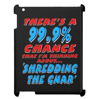 99,9% STRIMLA (den vita) GNAREN iPad Fodral
