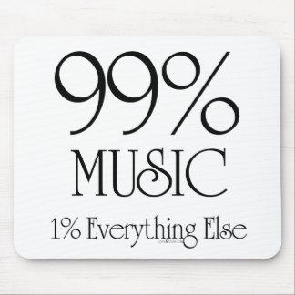 99% musik musmattor