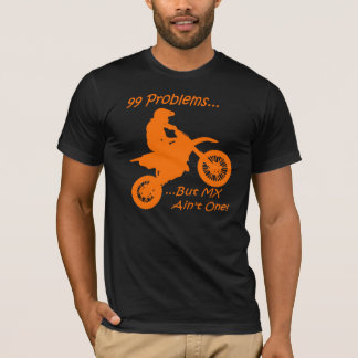 99 problem utan MX är inte en! T-shirt