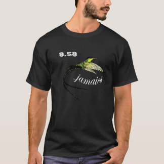 "9,58 Jamaica ""Docta knopp"" T-tröja Tröja"