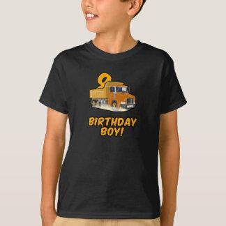 9th Skjortor för födelsedaglastbil T - BDay Tee Shirts