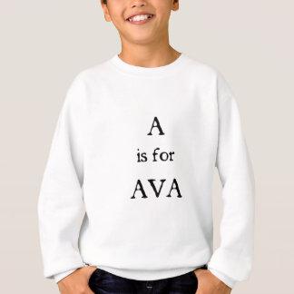 A är för Ava Tshirts